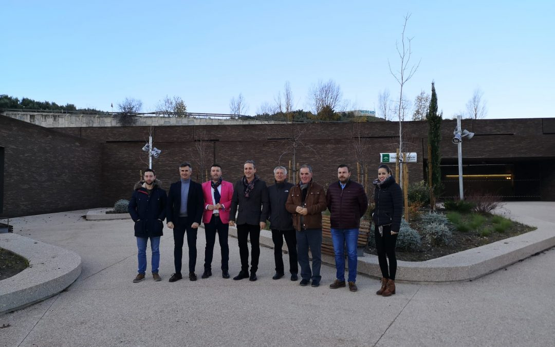 Satisfacción de los alcaldes de la Sierra de Cazorla por la apertura del Hospital