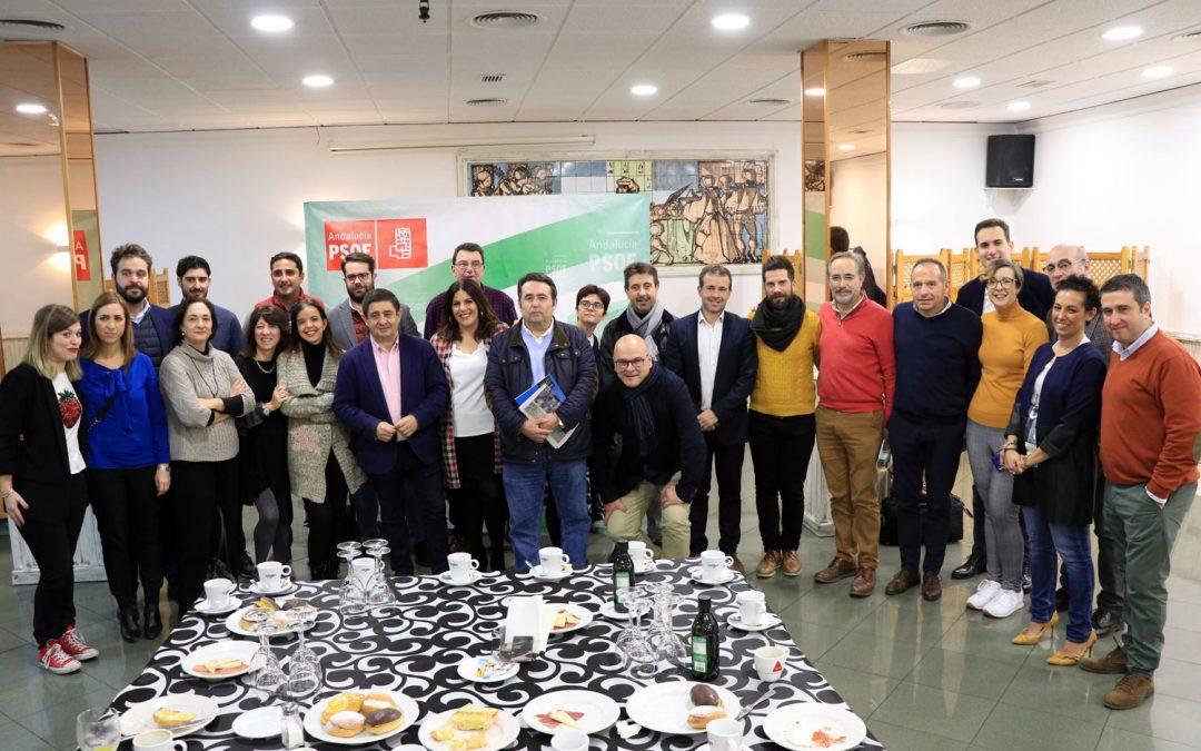Reyes pide salir pronto del bloqueo en España para impulsar las medidas que Jaén necesita