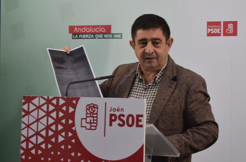 """Reyes: """"La Junta de derechas ha traído a Jaén el gran cambio a peor"""""""