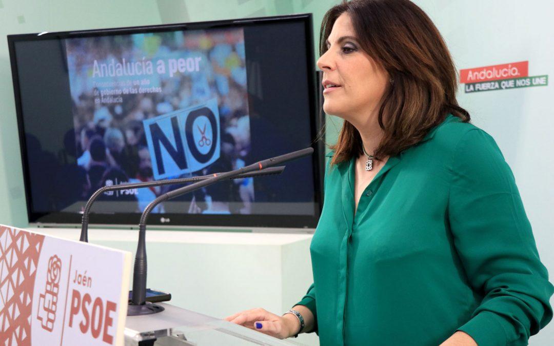 El PSOE exige a Imbroda el cese del delegado de Educación en Jaén