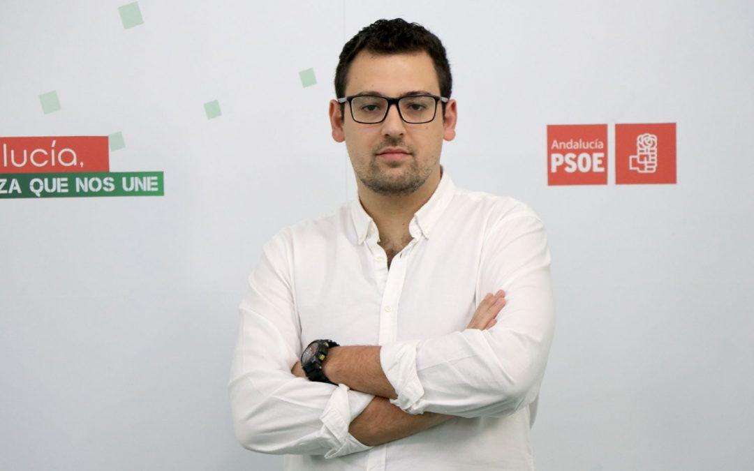 """Juventudes Socialistas tilda de """"ridículos"""" los 21.000 euros en ayudas del IAJ frente a los 188.000 euros de la anterior Junta"""