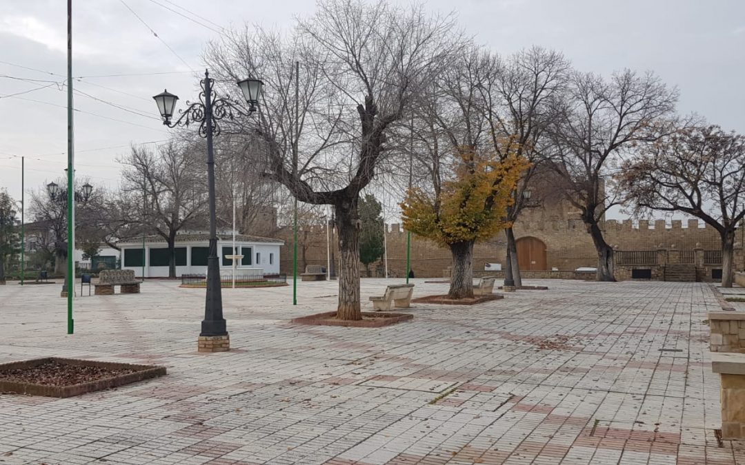 La Junta bloquea la subvención para rehabilitar el entorno del Castillo de Lopera