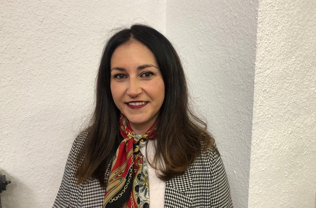 Rosa Espino, nueva secretaria general del PSOE de Villacarrillo