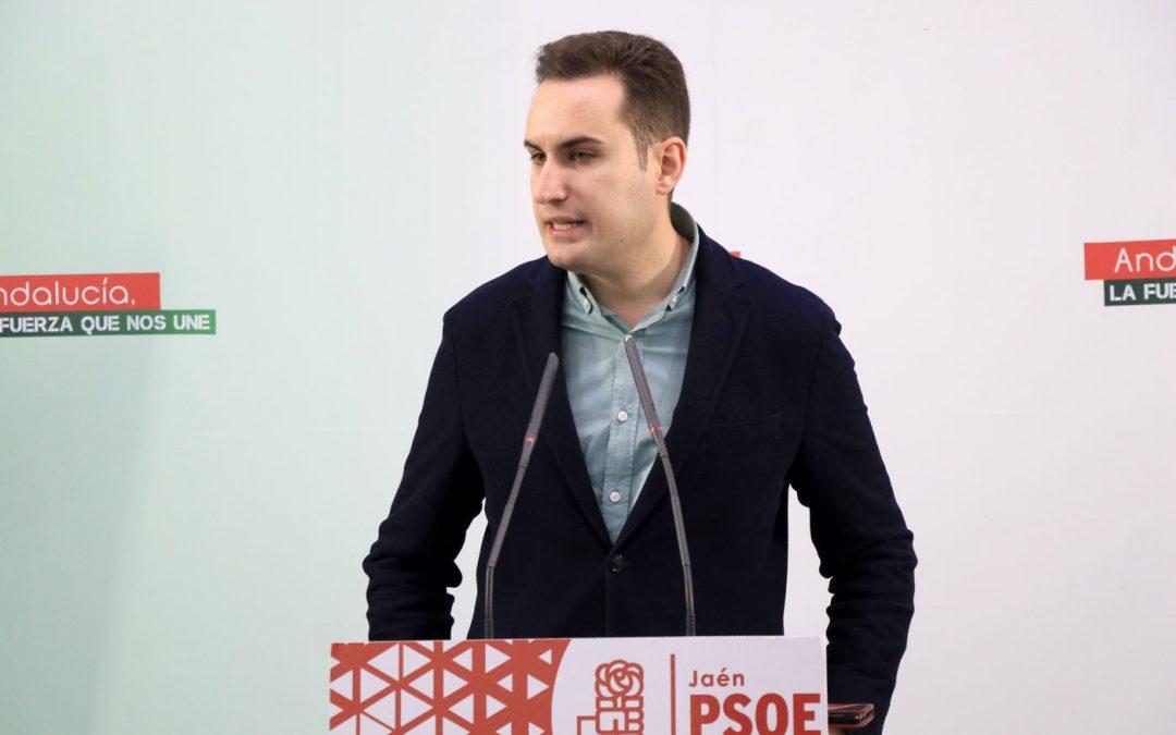 """El PSOE valora la decisión """"histórica y valiente"""" de Julio Millán de acabar con la anomalía de Castillo"""