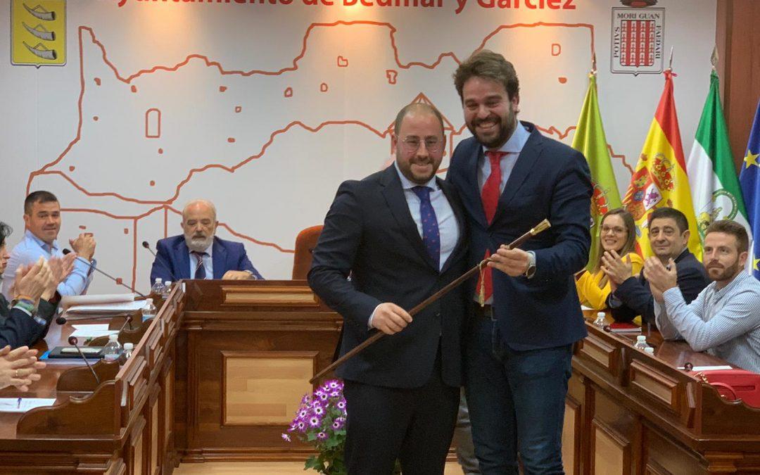 Pablo Ruiz, alcalde de Bedmar