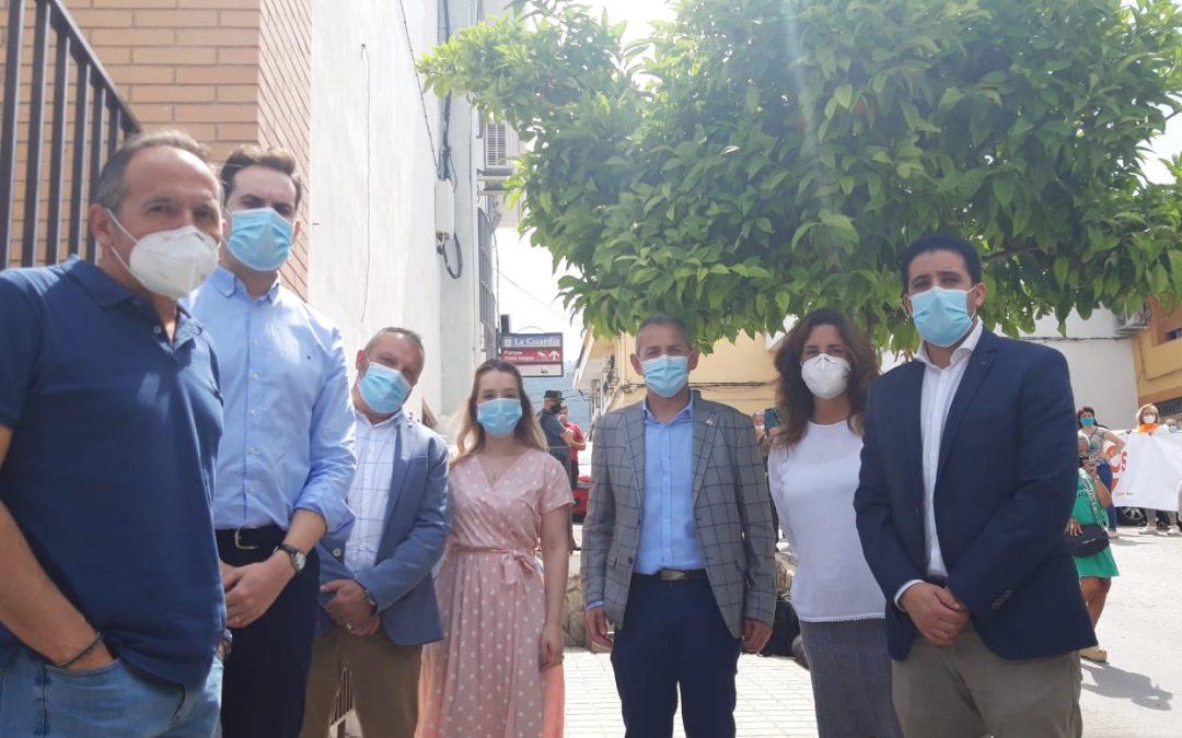 """El PSOE de Jaén lamenta el """"regreso al pasado"""" en La Guardia y advierte: """"estrena alcalde bajo sospecha"""""""
