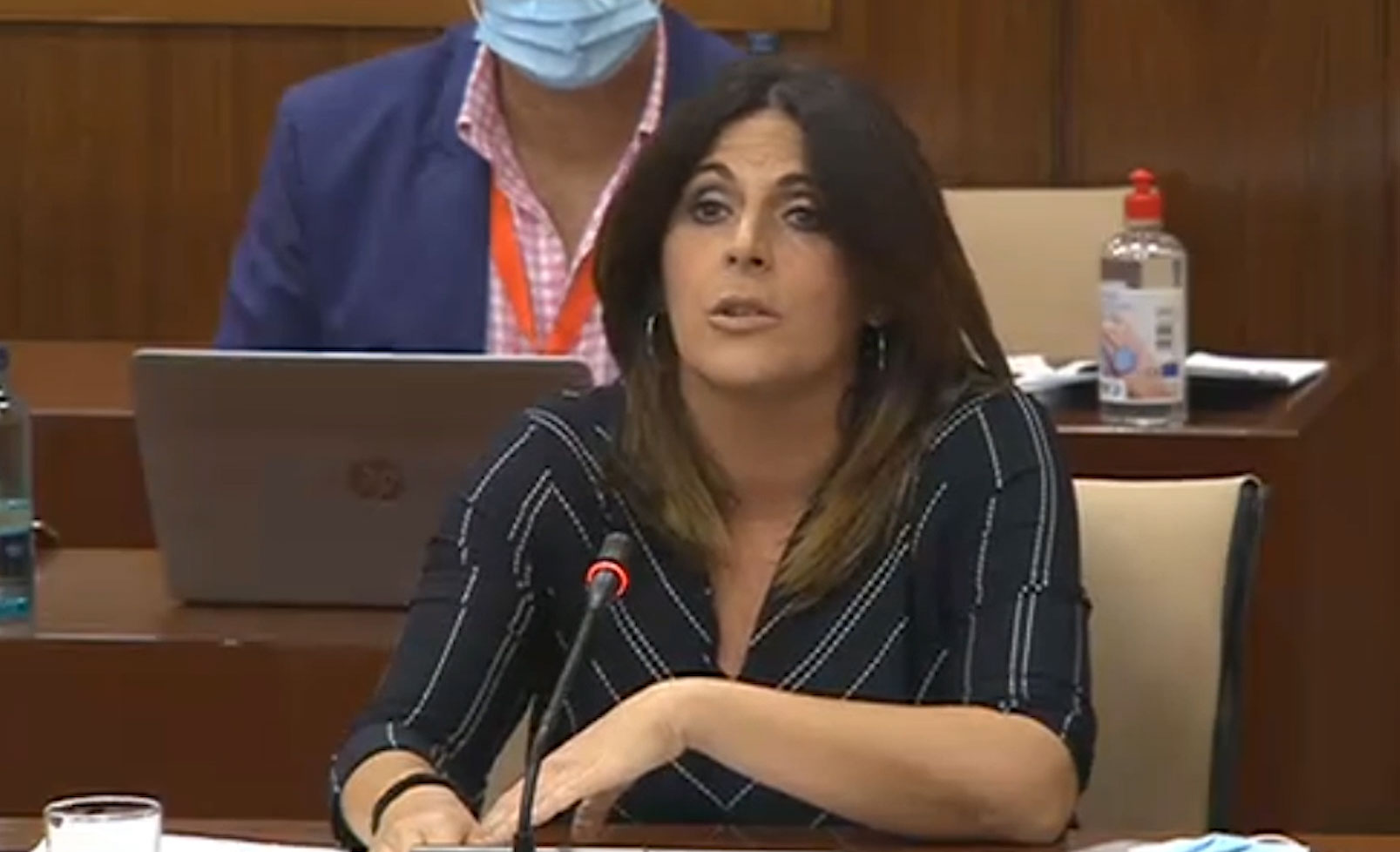 """El PSOE lamenta que la Junta """"va a rebufo"""" de la escalada de contagios en Jaén"""
