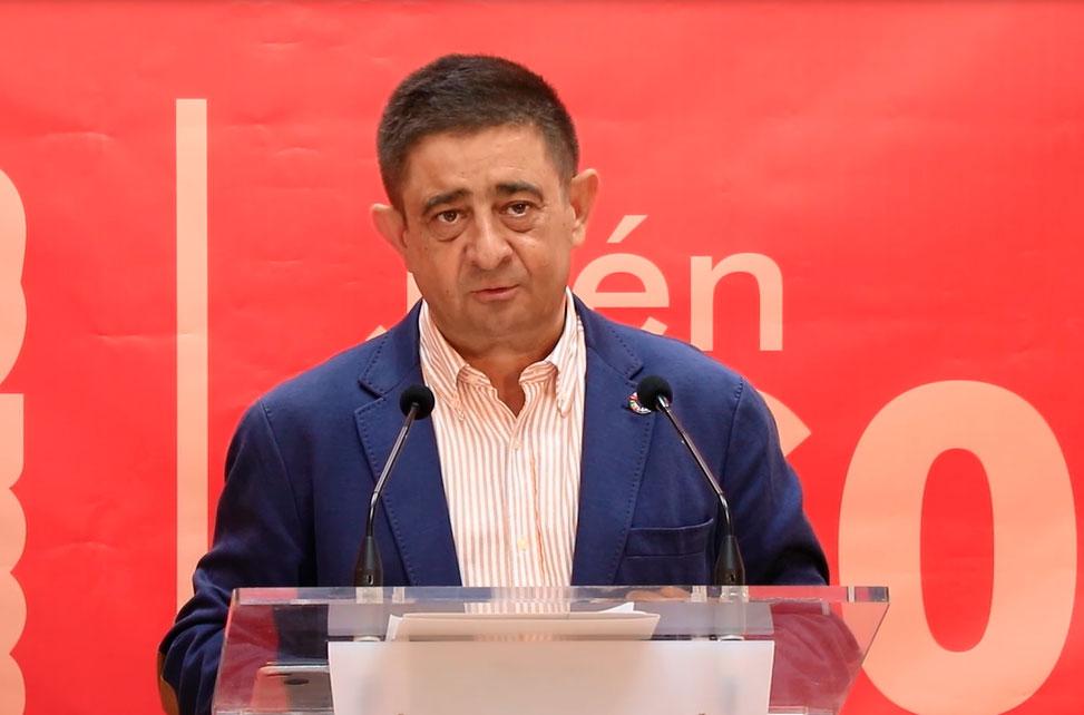 Reyes exige a Bonilla que cumpla sus promesas y no siga maltratando a Jaén