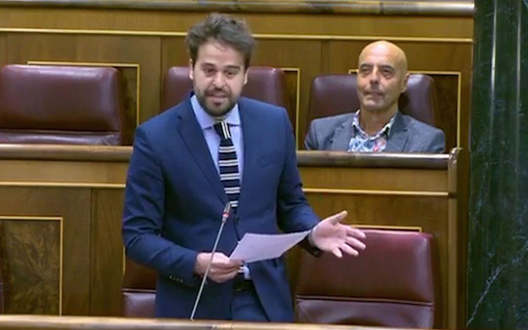 El PSOE apoya una moción para pedir un plan contra la despoblación