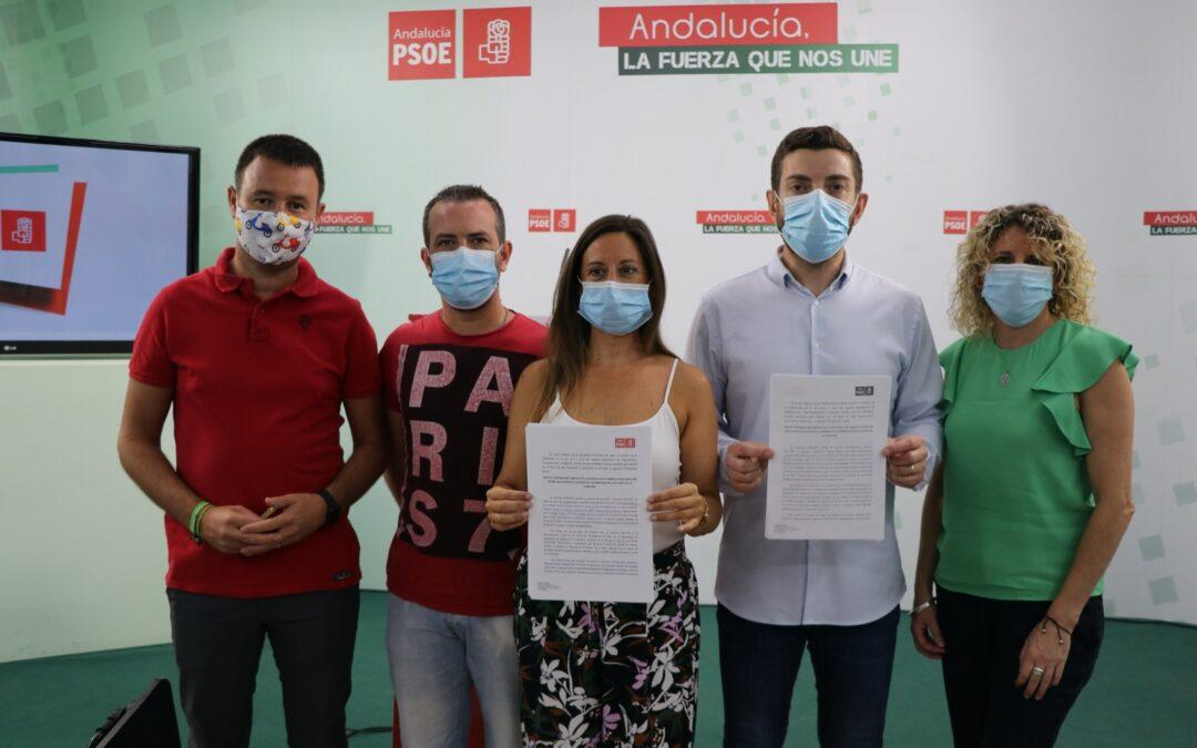 El PSOE presenta en Diputación una moción de CCOO en defensa del empleo en Comdata