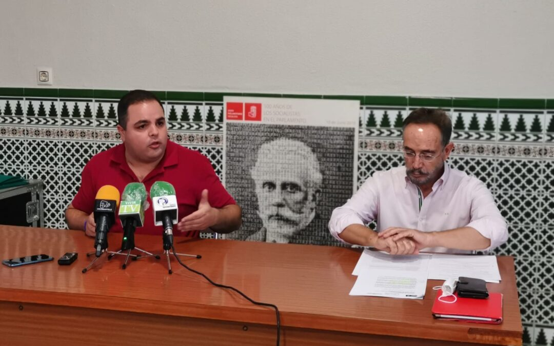 El PSOE llevará al Parlamento la negativa de la Junta a ampliar suelo industrial en Martos