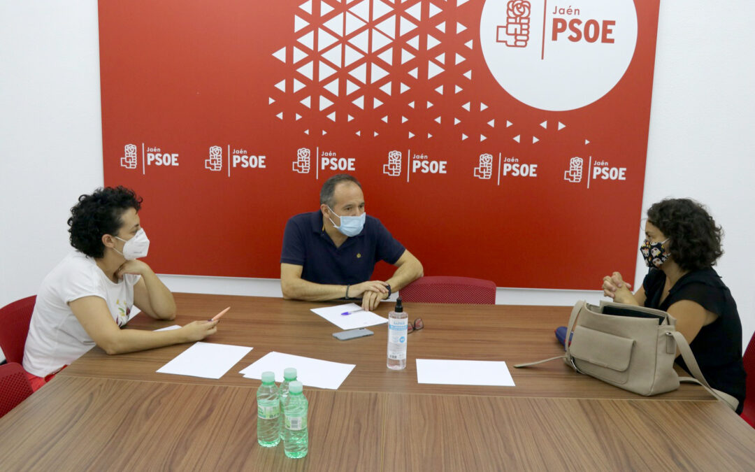 El PSOE apoya la reivindicación del AMPA del CEIP Jesús-María en la que piden recuperar una segunda línea educativa en Segundo de Primaria