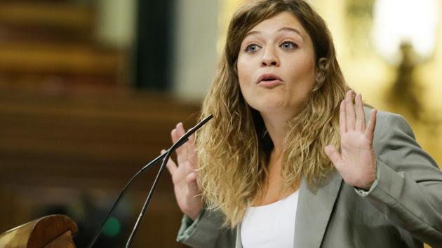 """Laura Berja: """"El teletrabajo debe ser garantista y con perspectiva de género"""""""