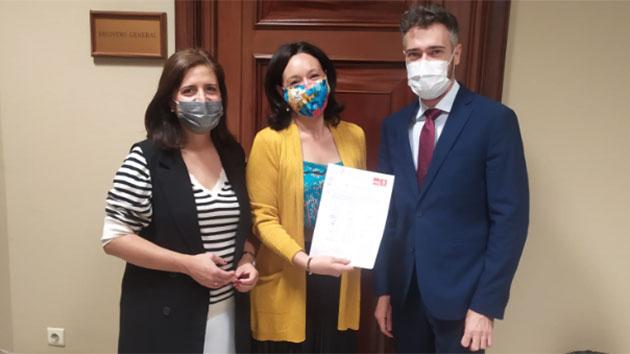 El PSOE pide al Gobierno de España medidas de apoyo para los feriantes
