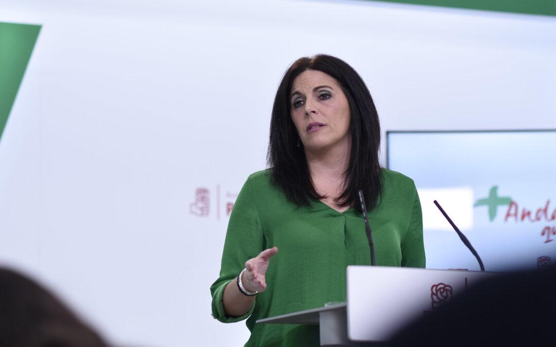 """El PSOE ve """"alarmante"""" la evolución de la pandemia en Jaén y muestra su preocupación  por la actitud """"indolente, desnortada o cínica"""" de la Junta"""
