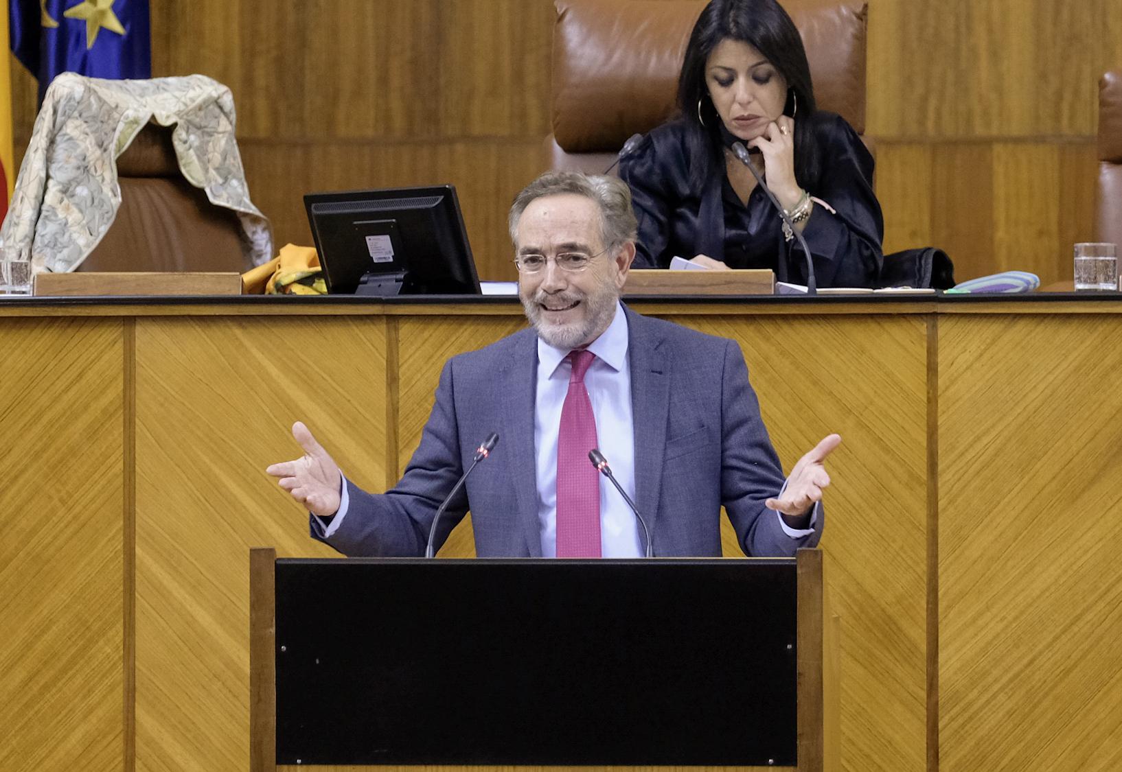 El PSOE reclama a la Junta que cumpla el mandato del Parlamento y ejecute de una vez la conexión de los polígonos de Alcalá