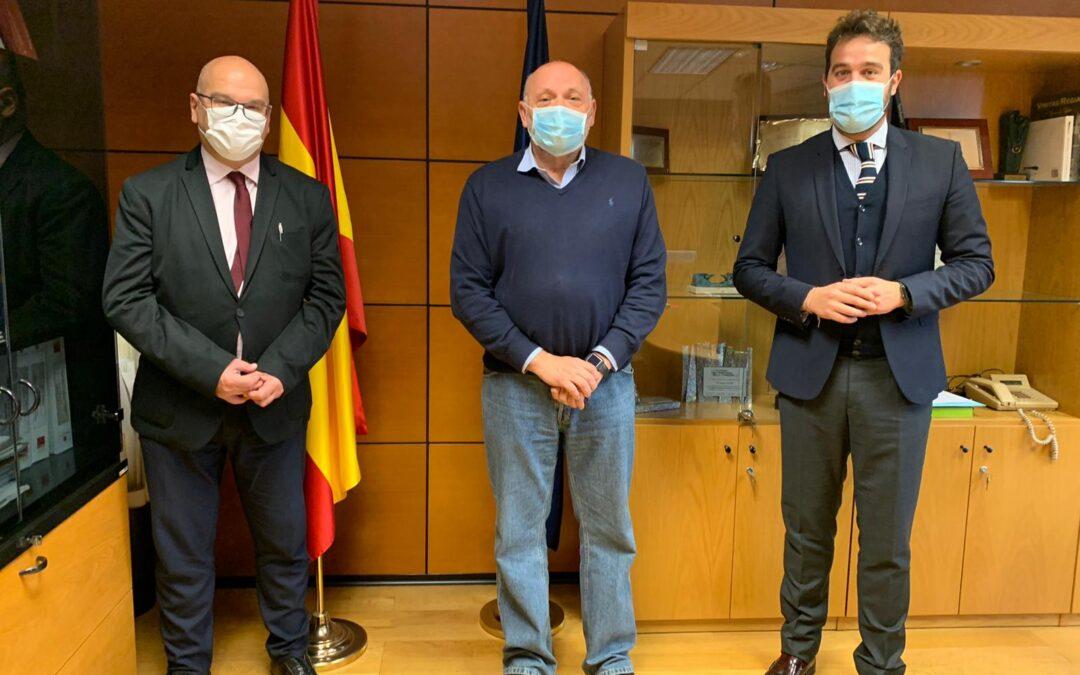 Satisfacción del PSOE de Jaén por los avances previstos en la A-32