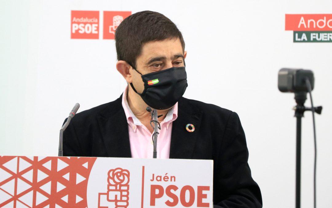 """Reyes exige a Moreno Bonilla que se ponga las pilas: """"Si la Junta sigue ausente de sus responsabilidades, habrá más sufrimiento"""""""