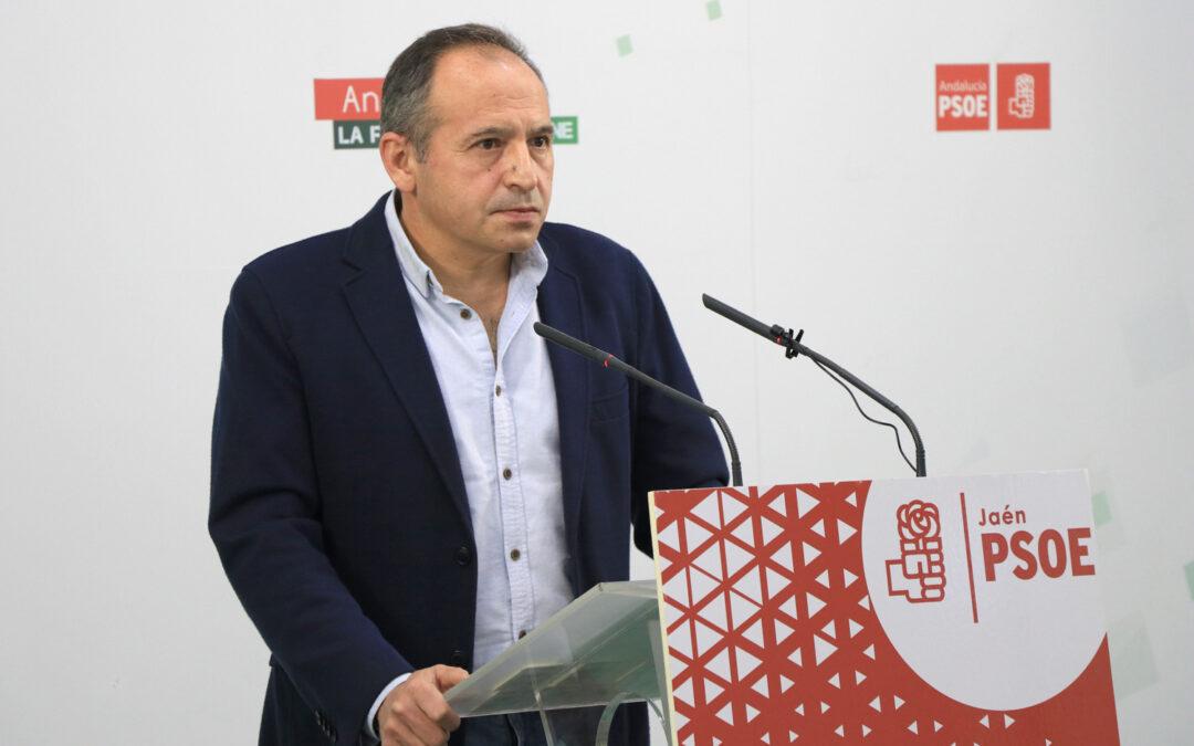 El PSOE insta a la Junta a que abone la desinfección de colegios