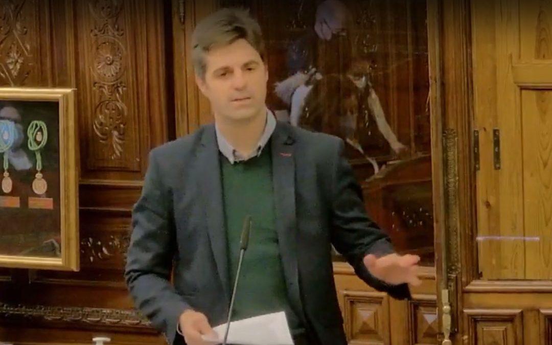 Aprobada la moción para solicitar a la Junta de Andalucía una batería de ayudas para el comercio de cercanía