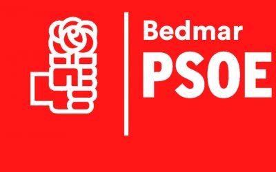 """El PSOE de Bedmar recuerda que el proceso para las plazas de Policía Local comenzó hace un año y se ha retrasado por la Covid: """"El PP llega tarde y mal"""""""