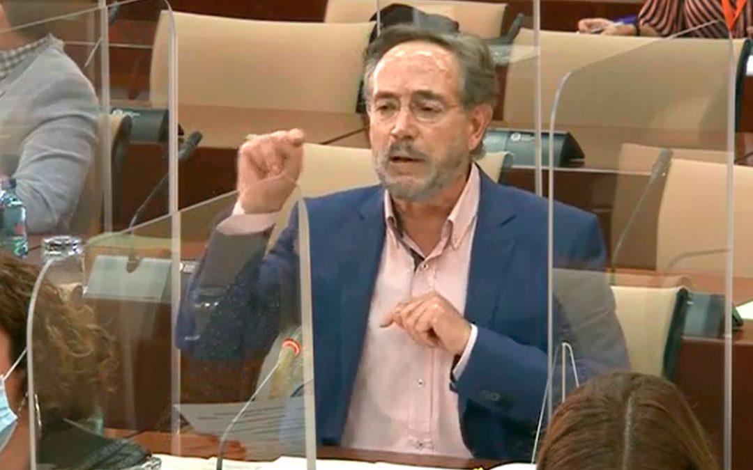 """López acusa a la Junta de no hacer """"absolutamente nada"""" en materia de infraestructuras en la provincia de Jaén"""