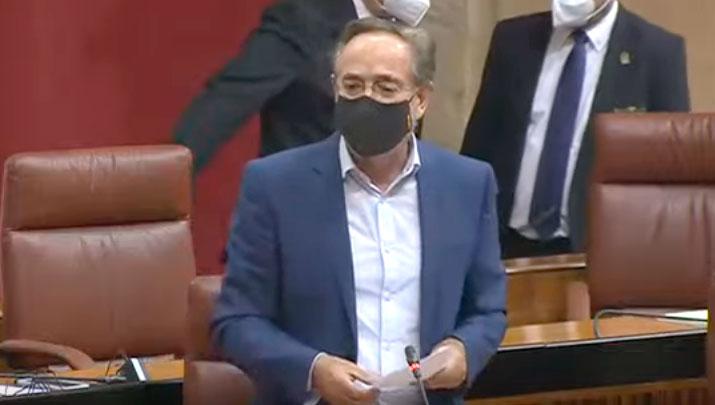 El PSOE pide la comparecencia de la consejera de Fomento para que explique si ha hecho algo por el Puerto Seco