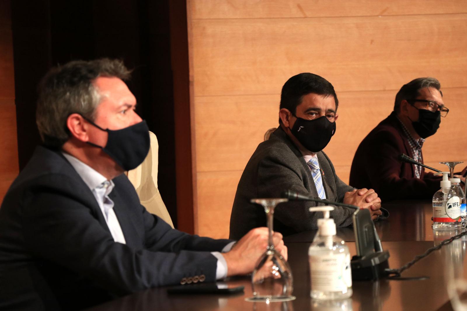 Espadas y Reyes piden que los ayuntamientos puedan gestionar parte de los fondos europeos