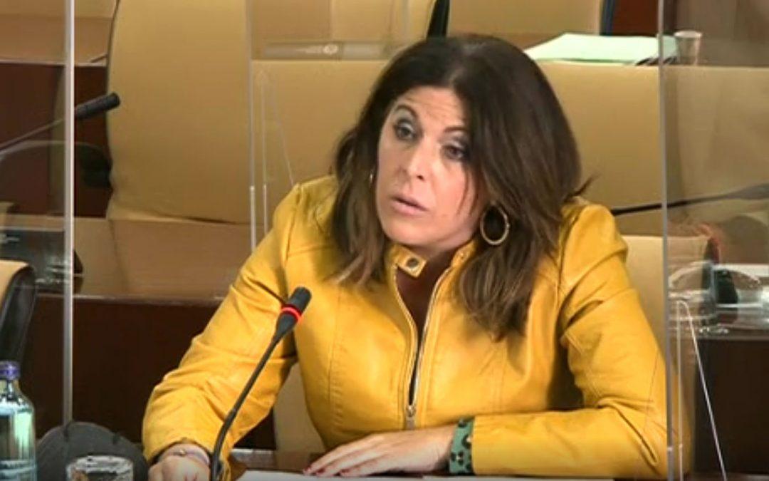 El PSOE lleva al Parlamento la presencia de la alcaldesa de Mancha Real en el punto de vacunación con el listado de las personas citadas