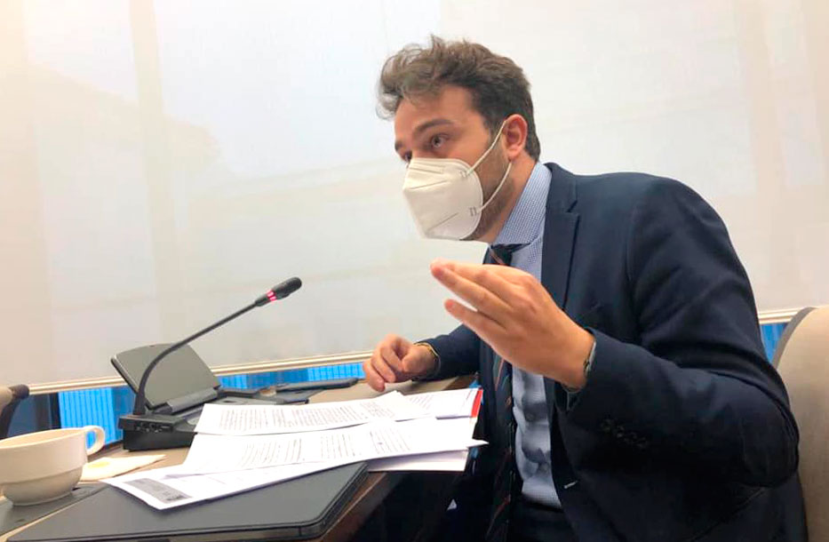 Serrano valora la sensibilidad del Gobierno con los 24 millones de euros destinados para el desarrollo rural en 2021