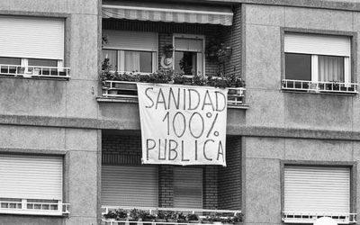 SANIDAD PÚBLICA EN EL DISPARADERO