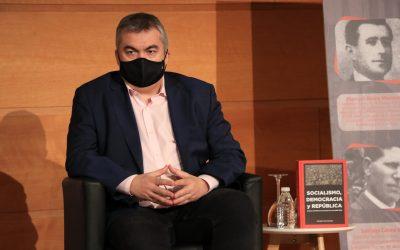 ENTREVISTA SANTOS CERDÁN – EL SOCIALISTA DE JAÉN
