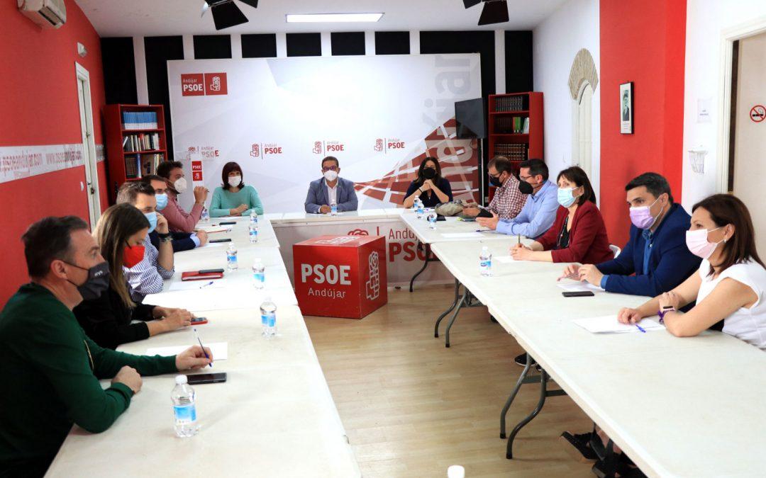 El PSOE pide a la Junta y al Gobierno una apuesta por la reindustrialización de la N-IV