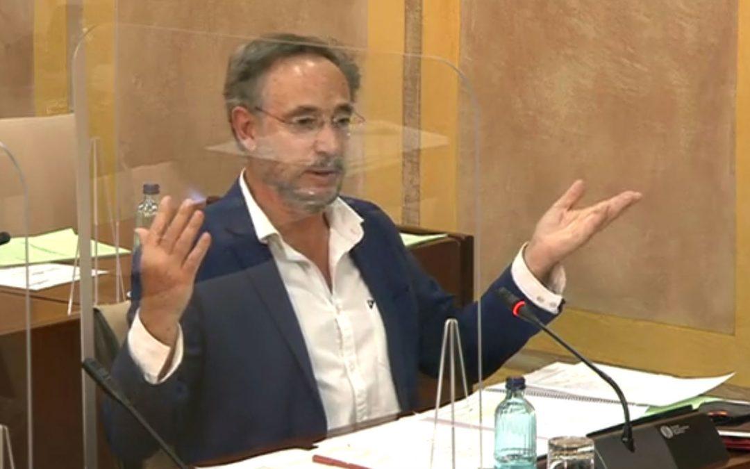 El PSOE denuncia el abandono de las inversiones judiciales en Jaén: Ciudad de la Justicia, Juzgados de Villacarrillo y concentración de órganos en Linares