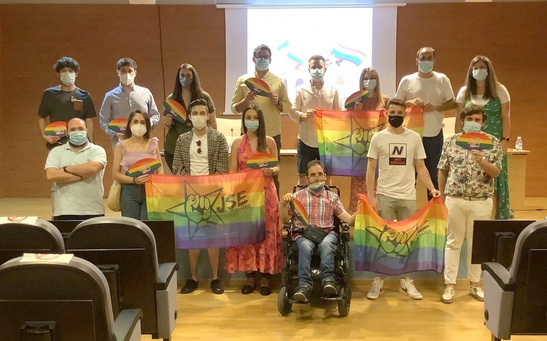 """Juventudes Socialistas anima a un día LGTBI combativo: """"hay que seguir batallando a favor de la tolerancia y la libertad"""""""