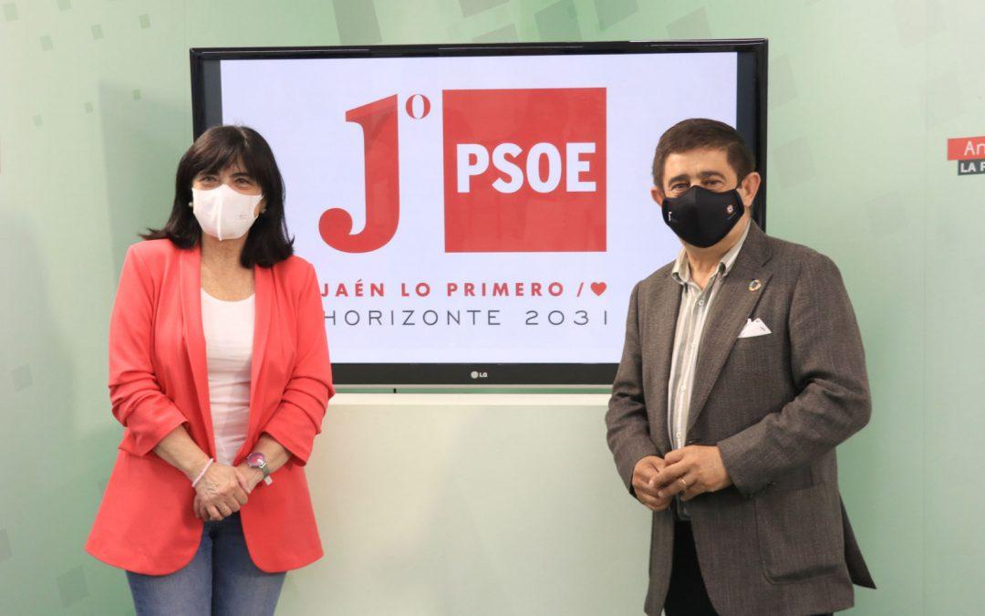 El PSOE impulsa la estrategia 'Jaén Lo Primero, Horizonte 2031' para diseñar la hoja de ruta de la próxima década en sintonía con la sociedad civil
