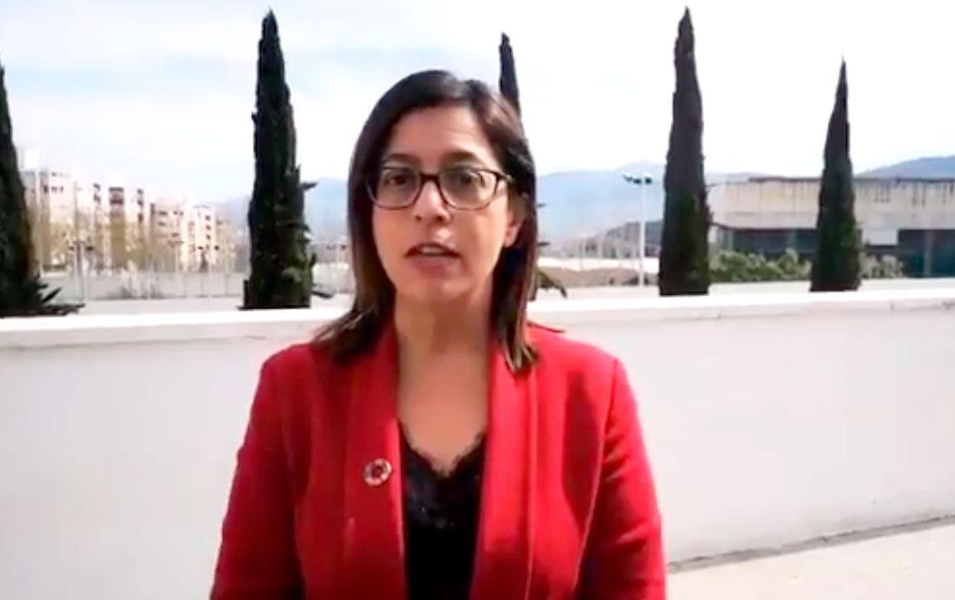 """El PSOE denuncia las maniobras """"sin pudor y a plena luz del día"""" de María Cantos con el PP para llegar a la Alcaldía mediante una moción de censura que ha resultado fallida"""