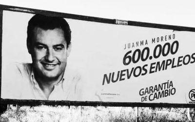 LAS POLÍTICAS DE EMPLEO PASAN A SEGUNDO PLANO EN ANDALUCÍA