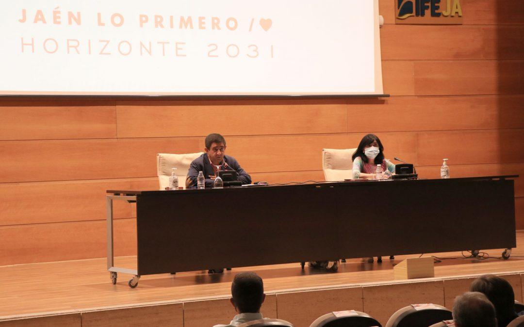 El PSOE de Jaén pide colaboración a los agentes sociales y económicos para la estrategia 'Jaén Lo Primero: Horizonte 2031'