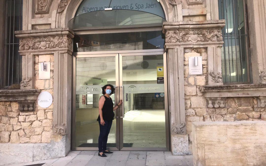 La Junta también mantiene cerrado a cal y canto el Albergue Juvenil y Spa de Jaén