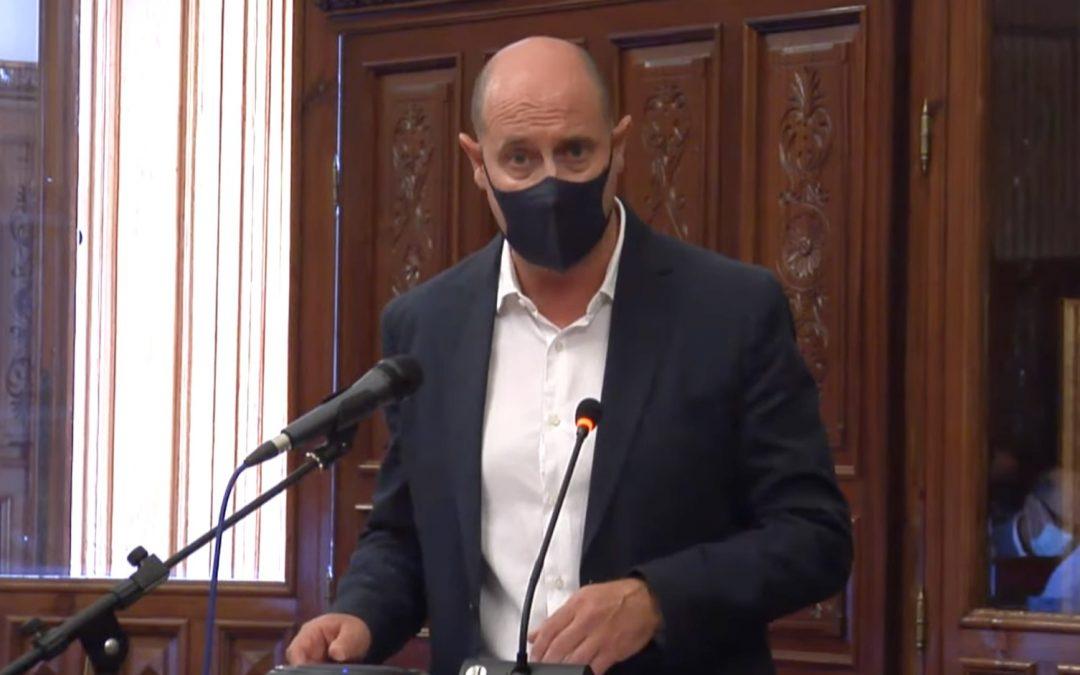 Diputación pide a la Junta que construya los parques de bomberos de Mágina y el PP no lo apoya