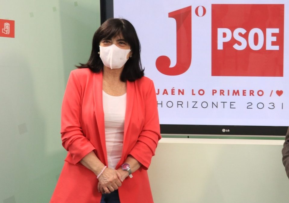 ENTREVISTA PAQUI MEDINA – EL SOCIALISTA DE JAÉN