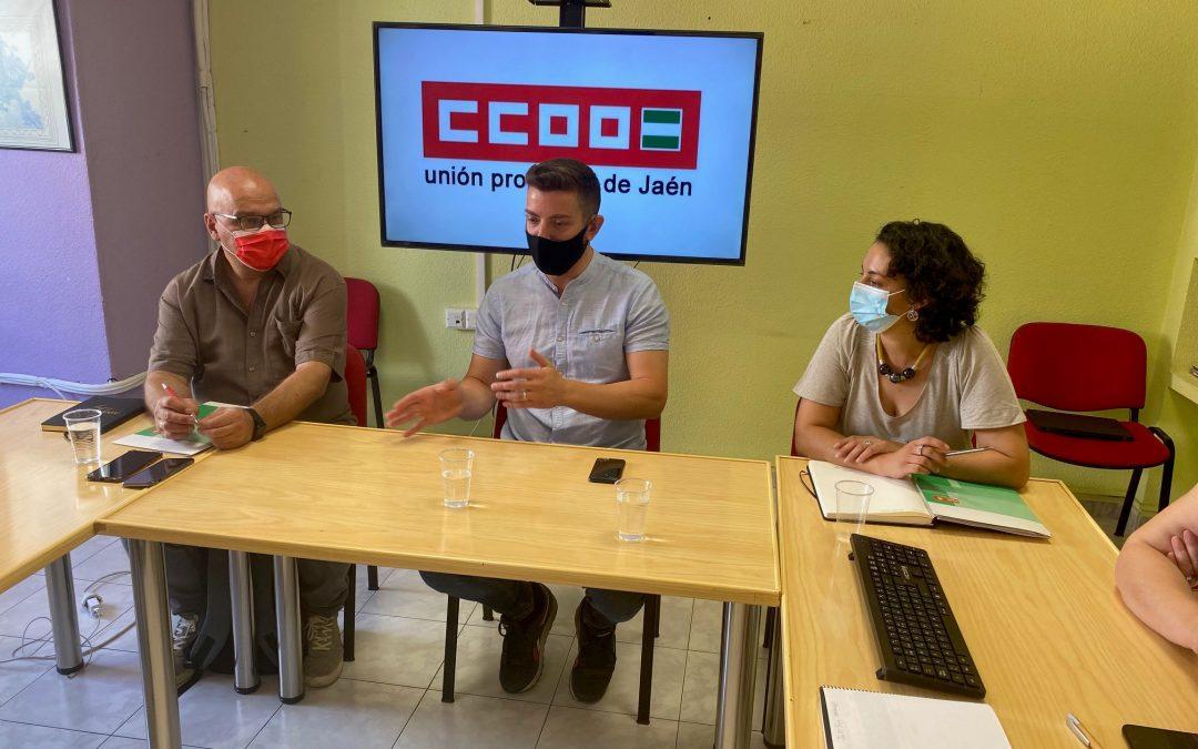 El PSOE pide a la Junta la subida progresiva a 18 euros/hora a las trabajadoras de ayuda a domicilio