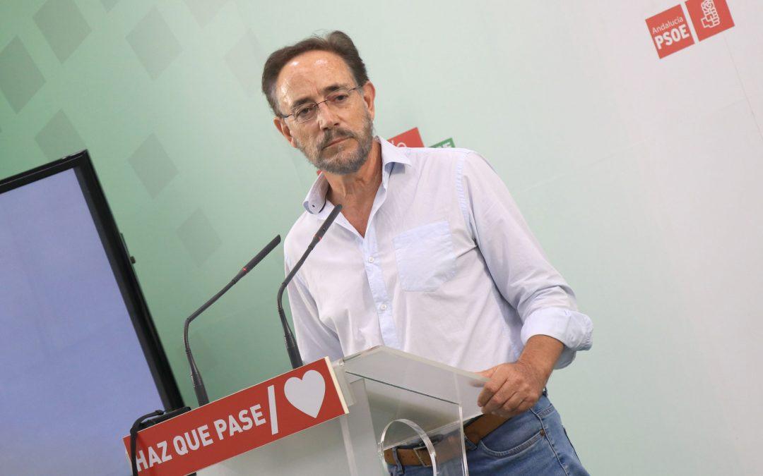 """El Gobierno de España invierte 600 millones para industria; la Junta de Andalucía, cero: """"Este vapuleo histórico debería hacer reflexionar al señor Moreno Bonilla"""""""