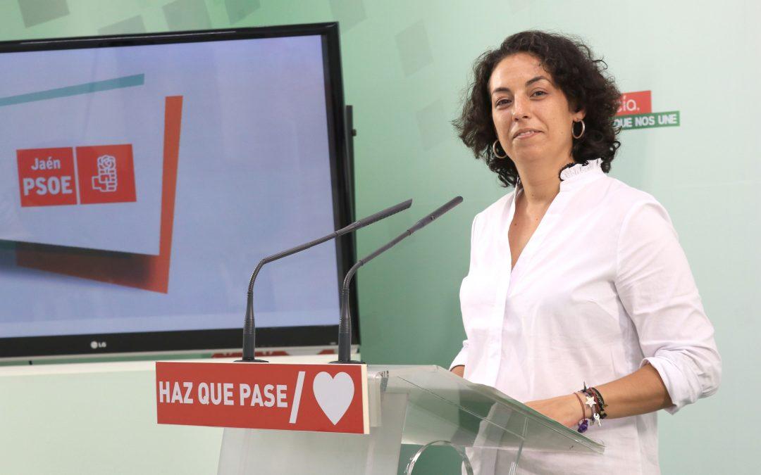 """Mercedes Gámez apunta a los """"tremendos déficits"""" de una sanidad pública andaluza """"desmantelada por el PP"""""""