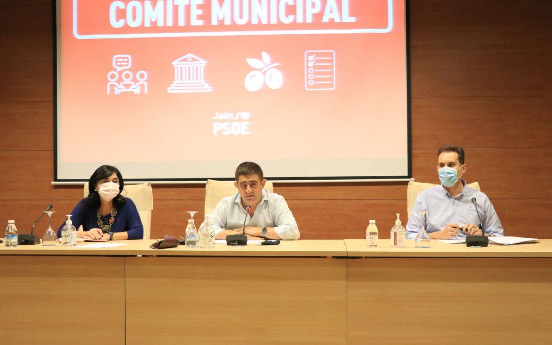 Reyes exige a Moreno Bonilla que resuelva el problema del transporte escolar en la provincia de Jaén