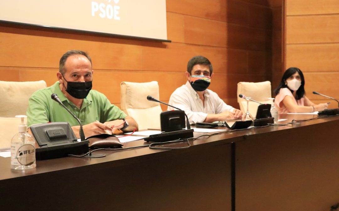 """Reyes lamenta que los ayuntamientos jiennenses tengan que destinar más de 16 millones de euros en la desinfección de sus centros educativos: """"Es una total irresponsabilidad de la Junta"""""""