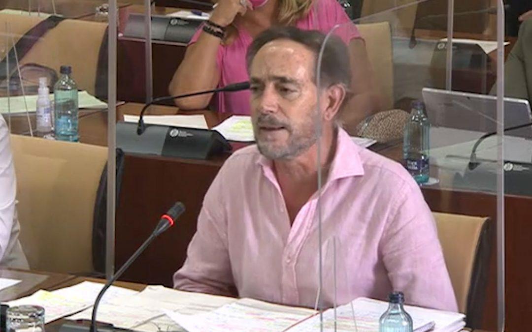 """El PSOE pregunta al consejero Velasco """"dónde están los planes de reindustrialización y reacción inmediata que la Junta prometió a Linares"""""""