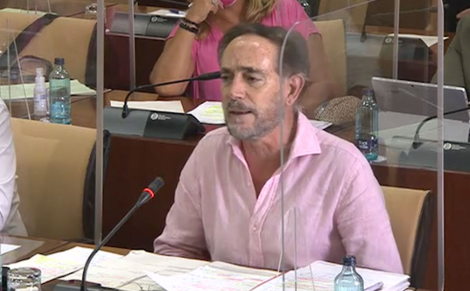 El PSOE pide la comparecencia de Juan Marín por el desplome de la Junta en Tierra Adentro