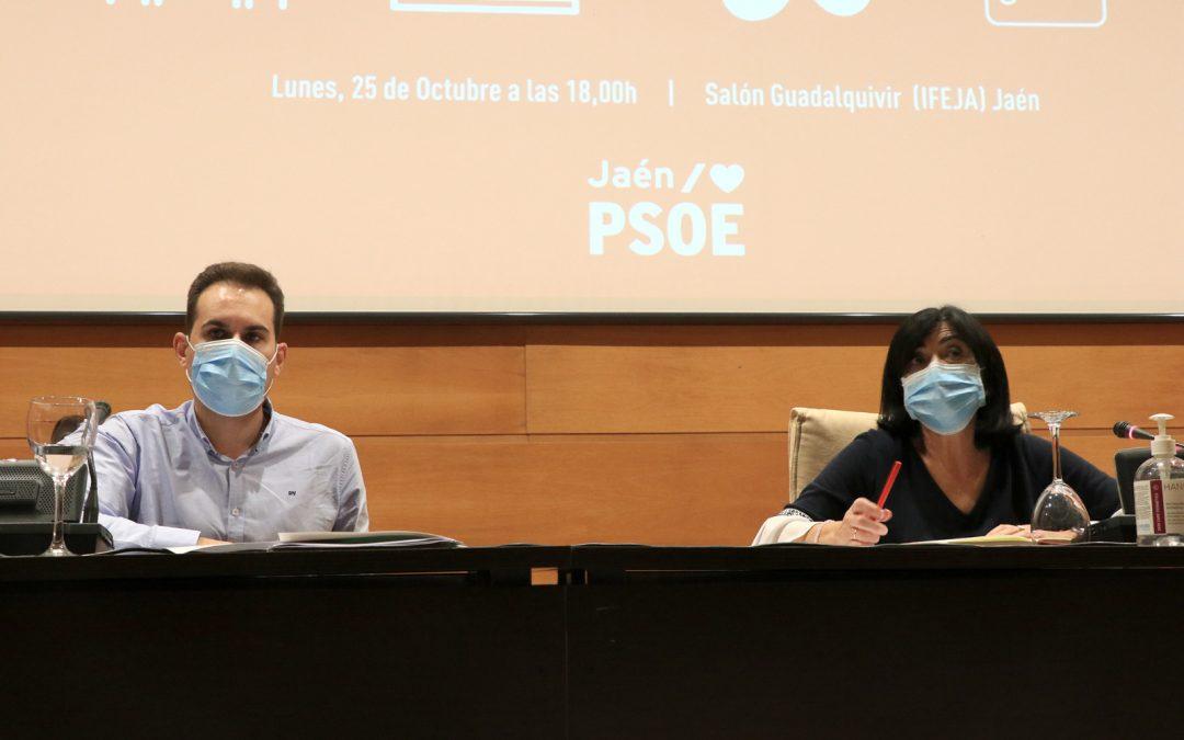 Jaén acude al Congreso del PSOE-A con 66 delegados y 800 enmiendas